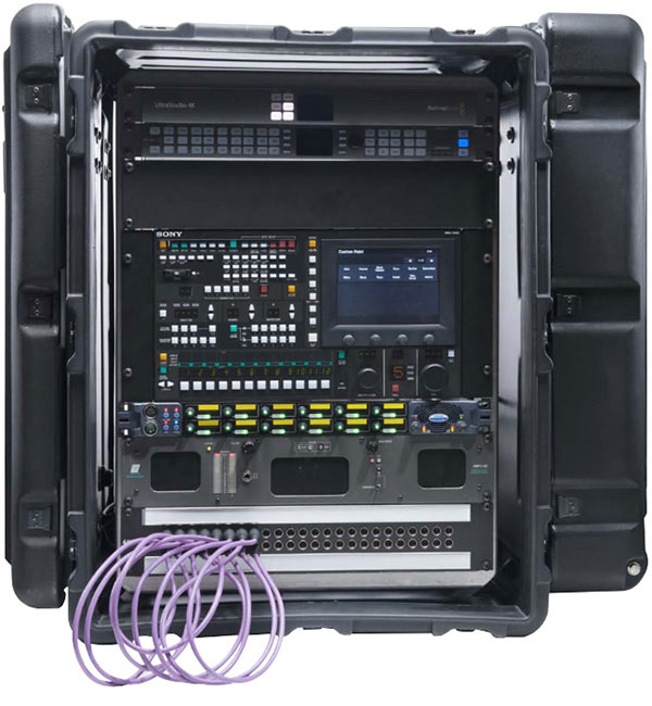 Pelican-Hardigg V-Series Rack Mount Cases