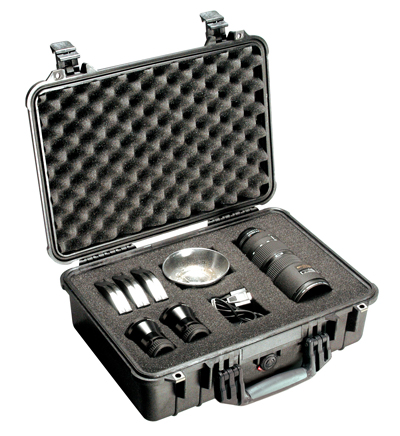 Pelican 1500 Case with Foam