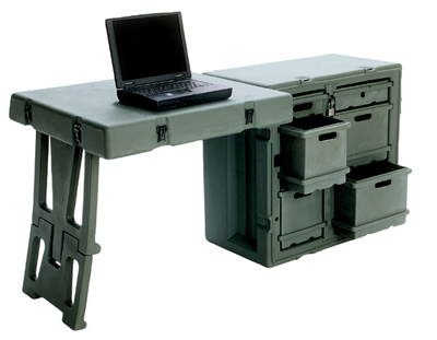 Hardigg Field Desks