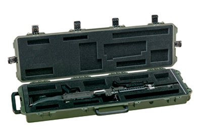 Hardigg M249 SAW Case