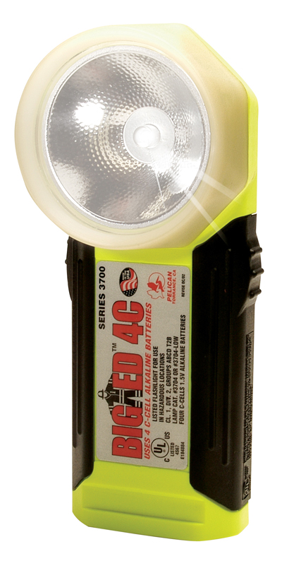 Big Ed 3700 Photoluminescent Flashlight